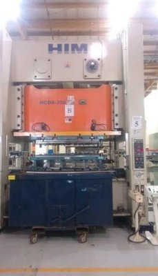 350 Ton Capacity HIM Hwail Press For Sale
