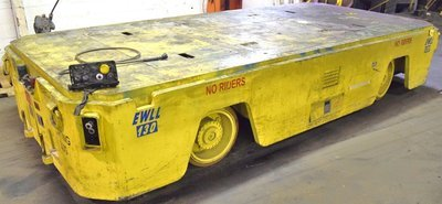 130,000lb. Capacity Elwell Parker Die Cart For Sale