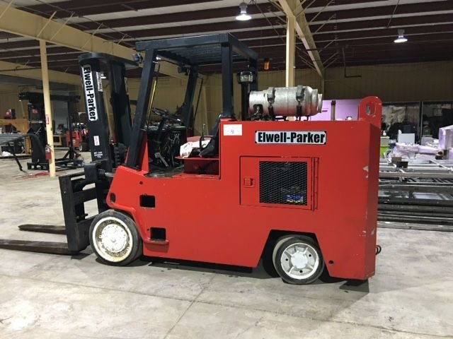 30,000lb Elwell Parker Forklift For Sale