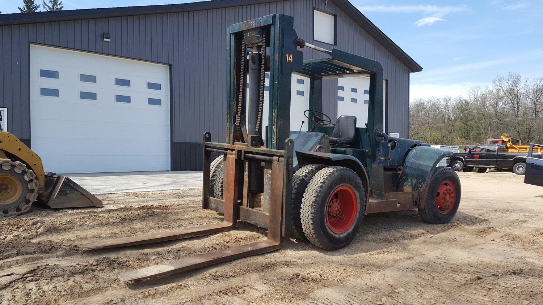 22,500lb Hyster Forklift For Sale