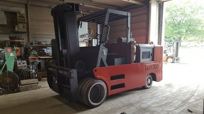 40,000lb. Capacity Yale Autolift Forklift For Sale