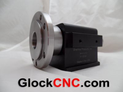 New for Sherline Lathe, Headstock with MT3 bore & Jaw Chuck Plate
