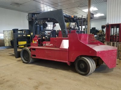 80,000lb-100,000lb 80/100 Royal Rig-Lift Forklift For Sale