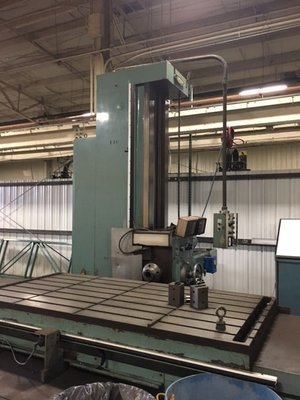 Nomura Boring Mill For Sale