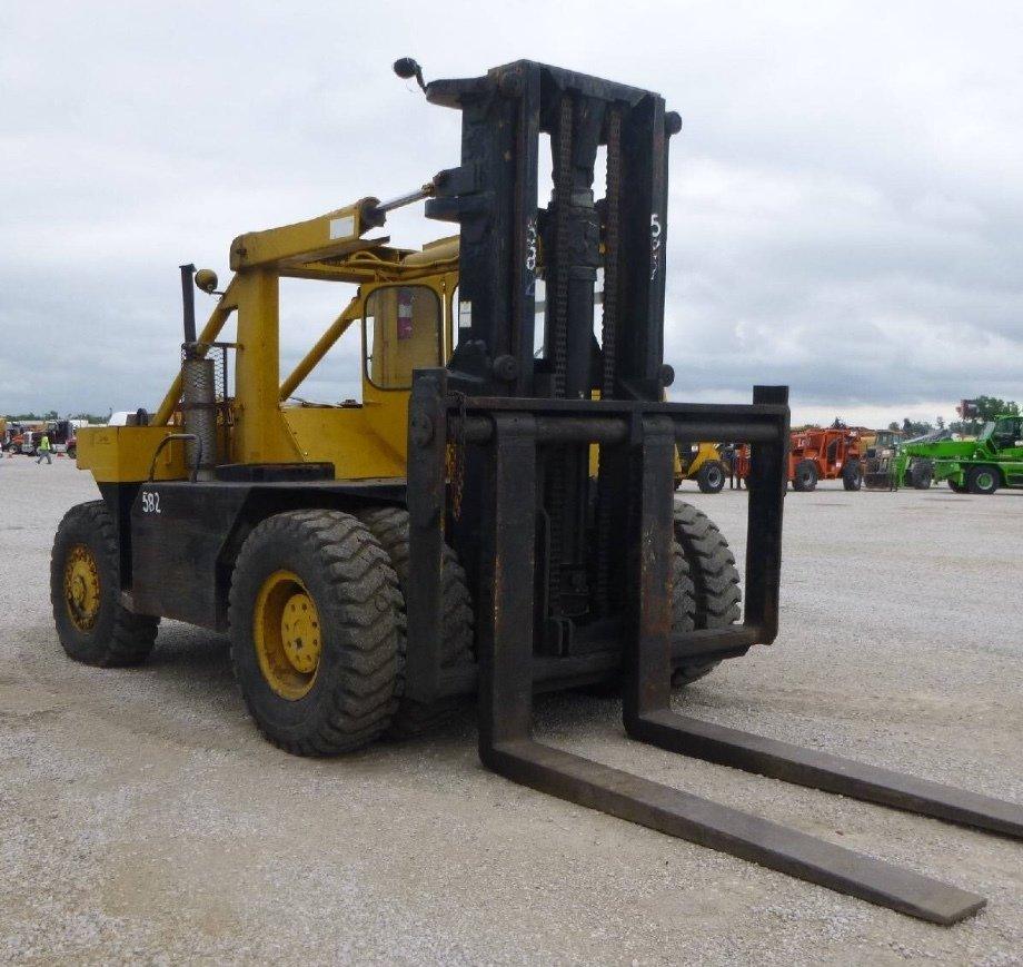52,000lb Taylor Forklift For Sale