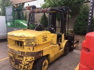 20,000lb Elwell Parker Forklift For Sale