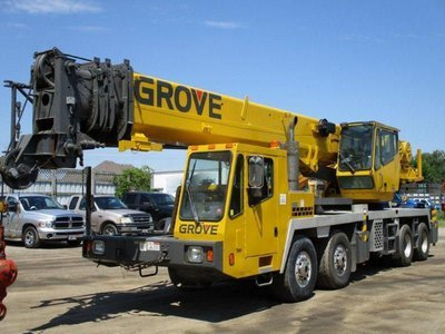 Grove TMS700 Crane For Sale