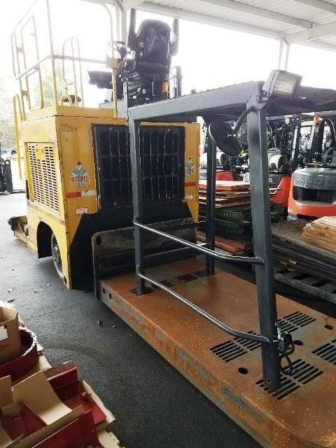 55000lb Taylor Die-Burden Carrier For Sale