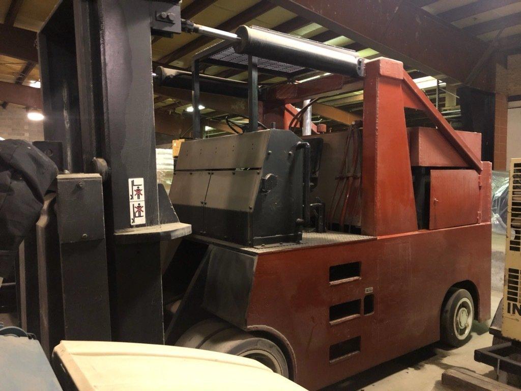 60,000 lb. Capacity Hoist Forklift For Sale