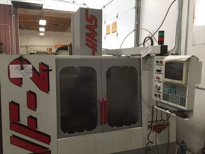Haas VF-2 Vertical CNC Mill Machining Center For Sale