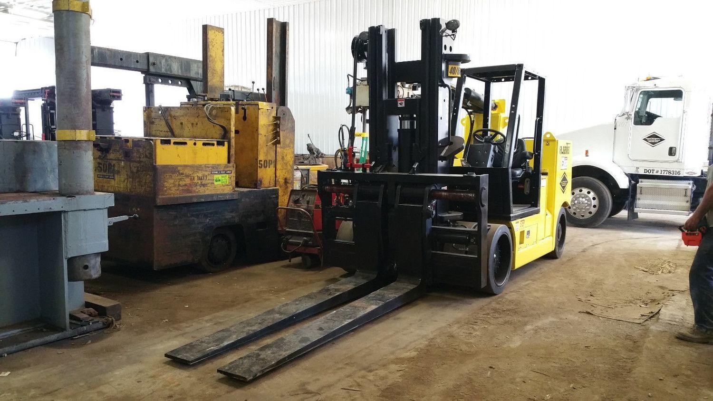 Hoist FR-4060 40,000lb-60,000lb Forklift For Sale