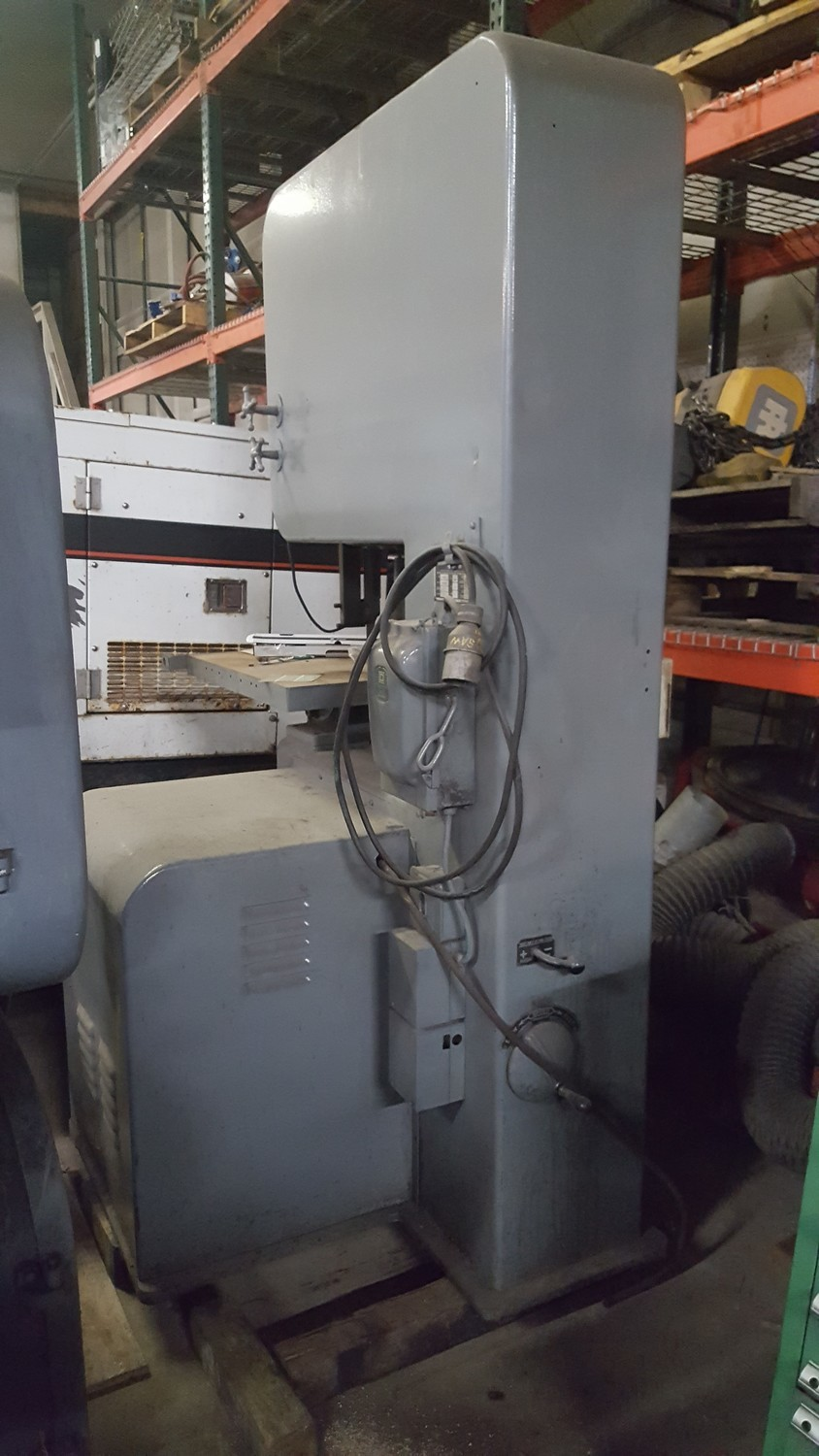 DoAll Vertical Saw For Sale