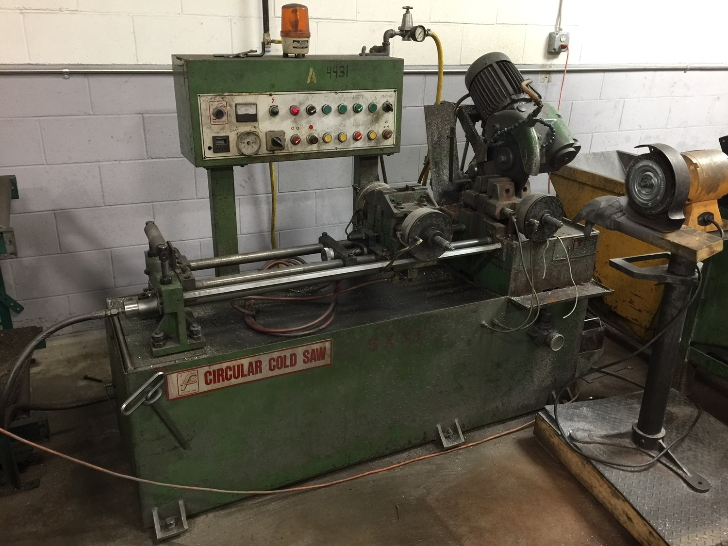 Fong Ho Circular Cold Saw For Sale