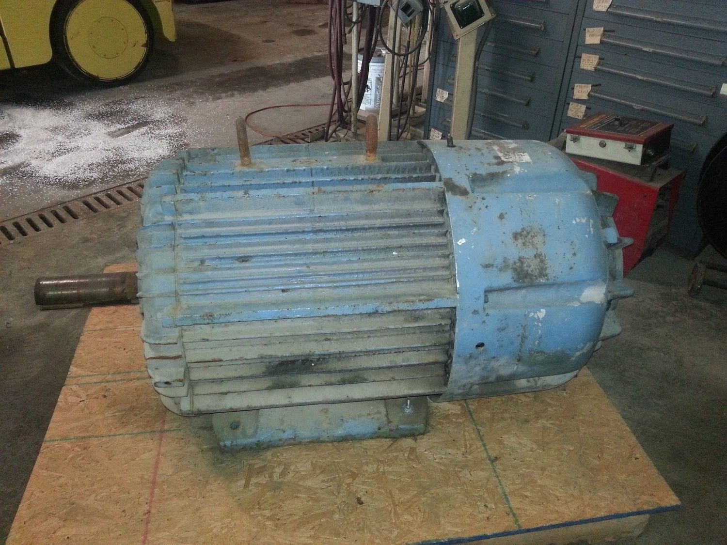 Delco Electric 100 HP Motor For Sale