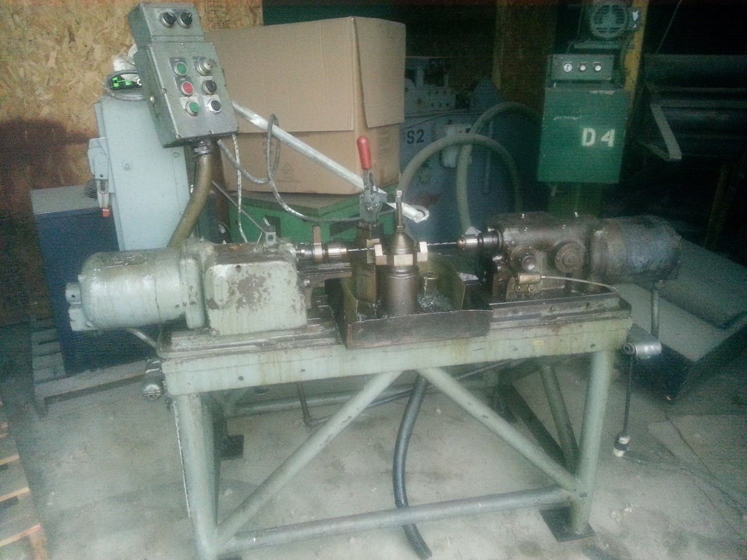 Opposed Drill and Tapping Machine For Sale