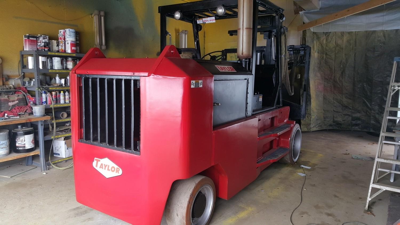 40,000lb Taylor TC-400L Forklift For Sale