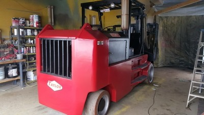 40,000lb Taylor TC-400L Forklift For Sale