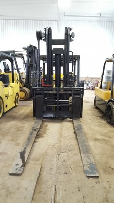 ​25,000lb-35,000lb Hoist Forklift For Sale 25/35