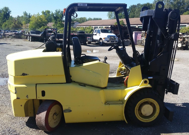 18,000lb Hoist T180 Forklift For Sale