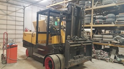 26,000lb Hoist Electric Forklift For Sale