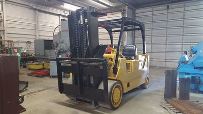30,000lb CAT Caterpillar/Royal T-300 Forklift For Sale
