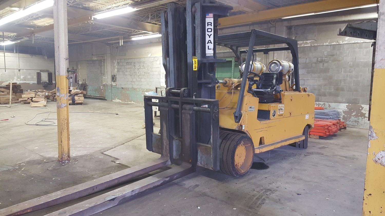 40,000lb Royal Forklift For Sale!