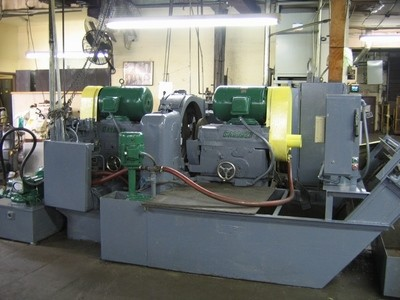 Gardner Double Disc Precision Grinder For Sale