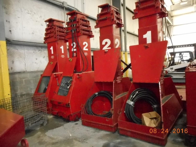 J&R Lift-N-Lock Hydraulic Gantry For Sale 125 Ton 225 Ton