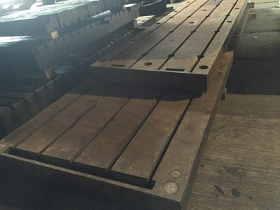 Floor Plate – 21′ x 5′ 2″ x 6.25″ – For Sale
