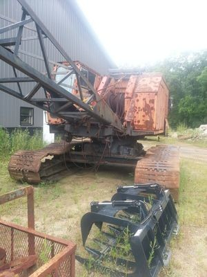 Northwest Crane Crawler Dragline For Sale