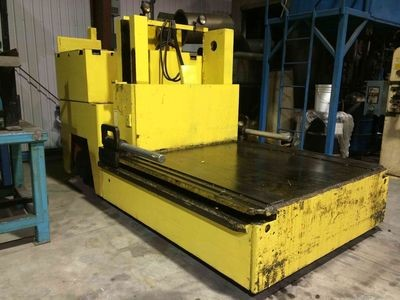 Die Handler For Sale 60000lb 30 Ton Used