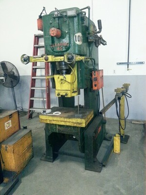 ​45 Ton Clearing Press For Sale