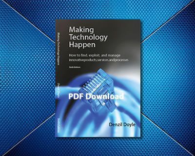 Making Technology Happen, Sixth Edition - PDF Download