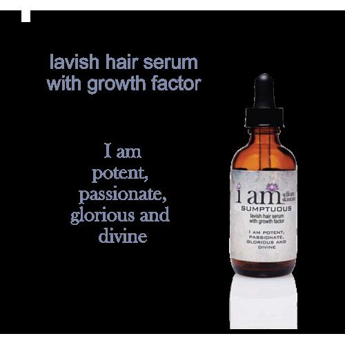 SUMPTUOUS - Lavish Hair Serum With Growth Factor