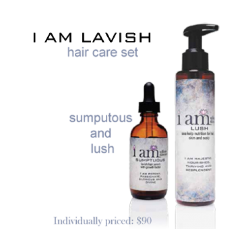 I AM LAVISH - Hair Care Set 05