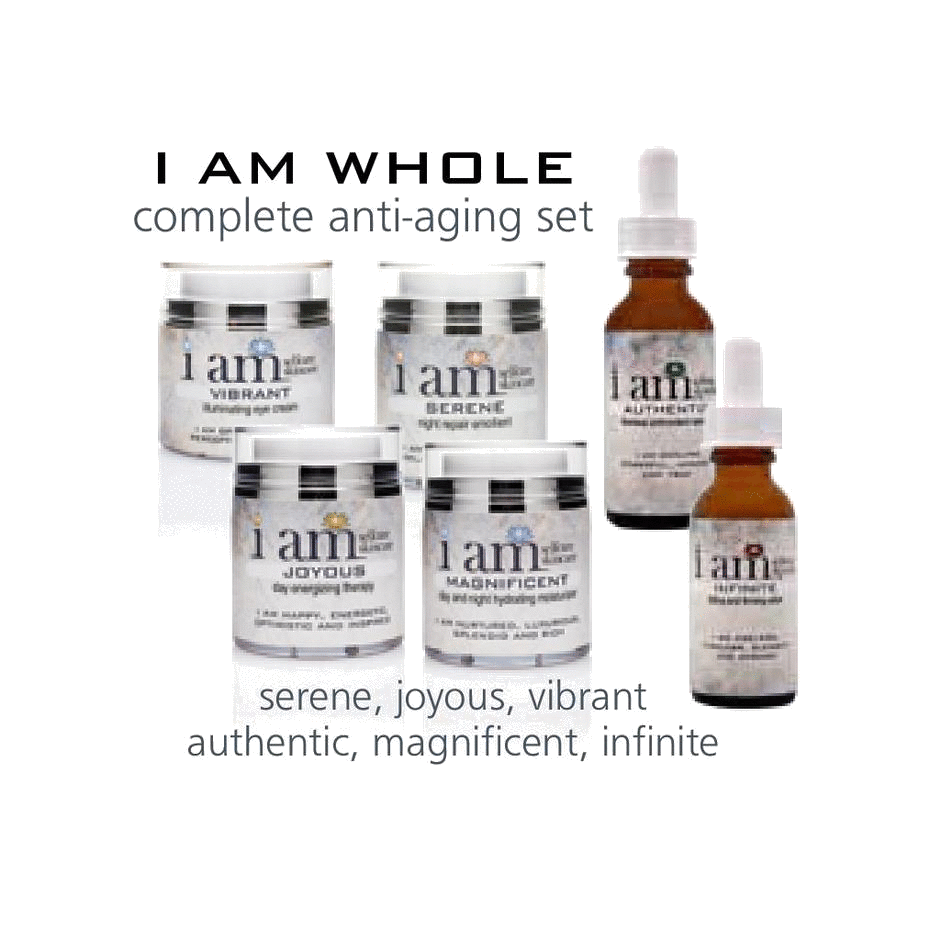 I AM WHOLE - Complete Anti-aging Set 17