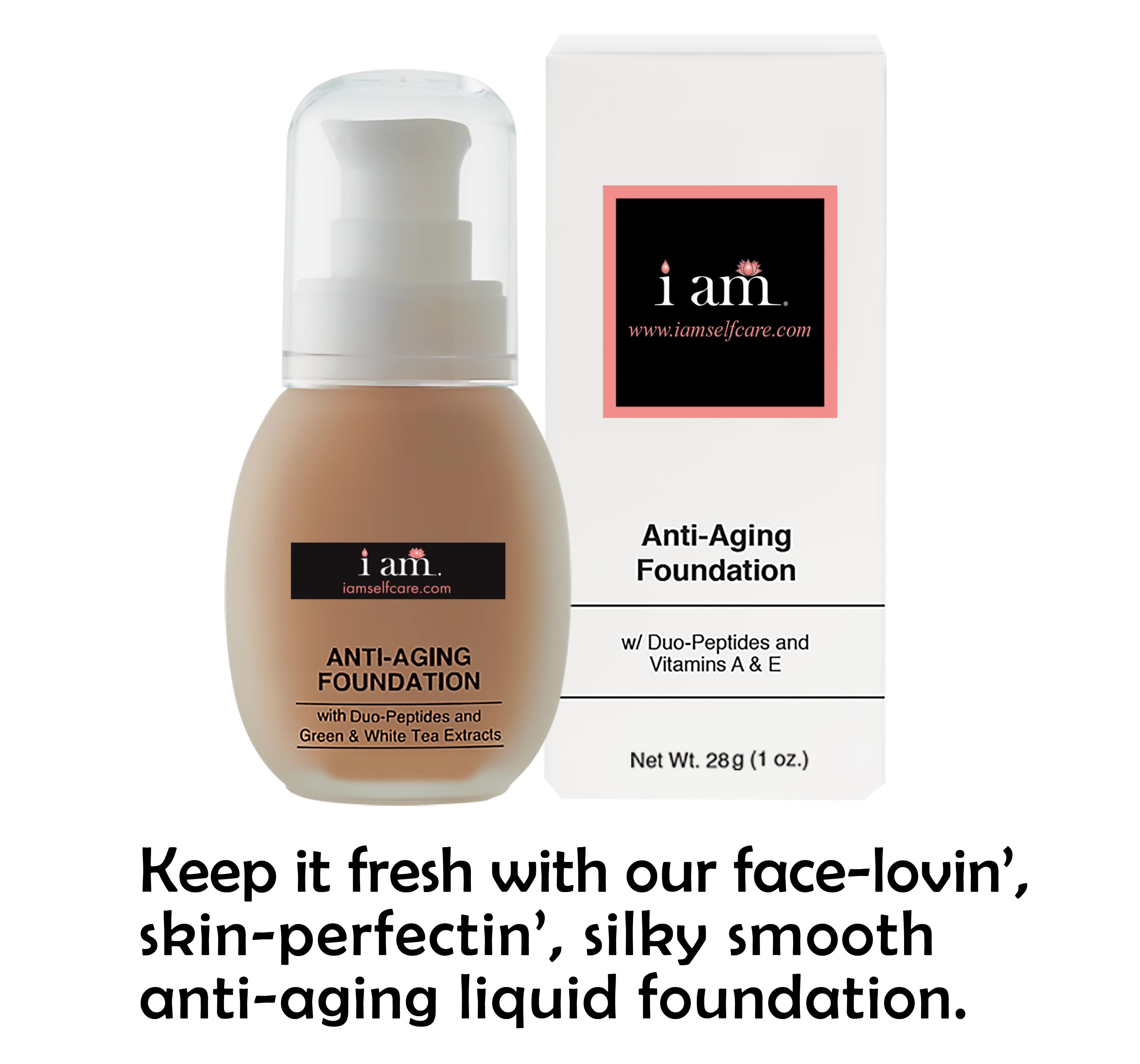 Anti-Aging Foundation AAF$34