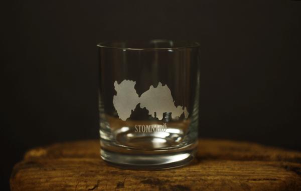 Whiskyglas, Stomnarö 6-pack
