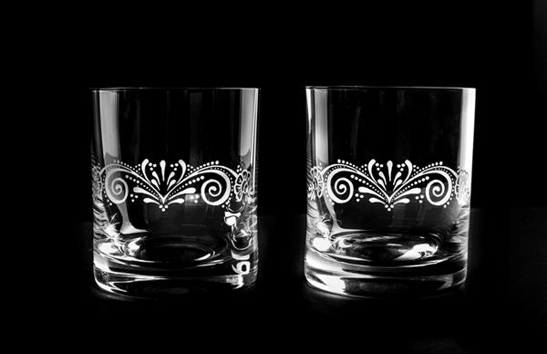 Whiskyglas Styggforsen 2-pack