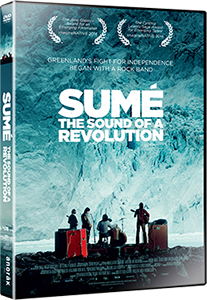 SUMÉ – THE SOUND OF A REVOLUTION, DVD