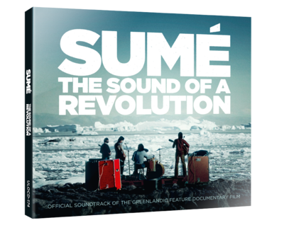 SUMÉ – THE SOUND OF A REVOLUTION, CD Soundtrack