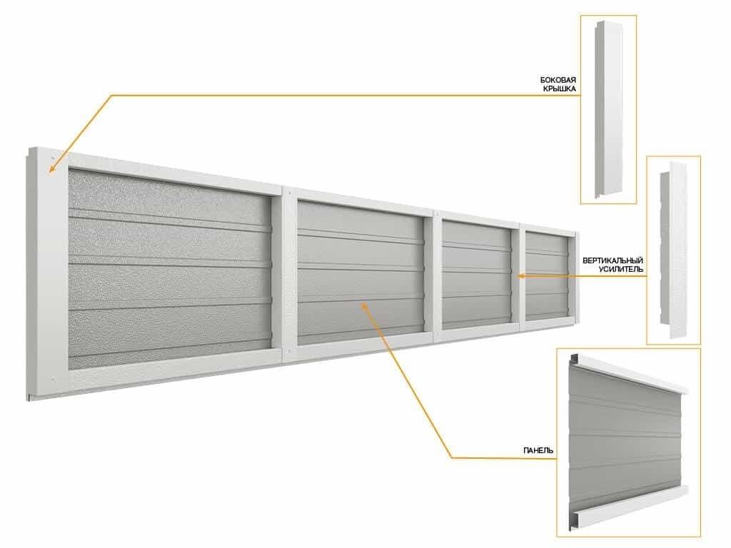 DOORHAN RSD02 SLP  (Торсионный механизм) 2000*2200 (ширина*высота) 12349