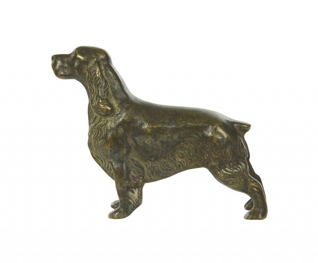"""Аксессуар """"Собака-Кокер"""", Италия 11900"""