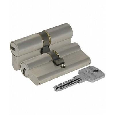 Цилиндровый механизм Cisa (Чиза) ASTRAL ОА310-29.12 (90 мм/40+10+40), хром