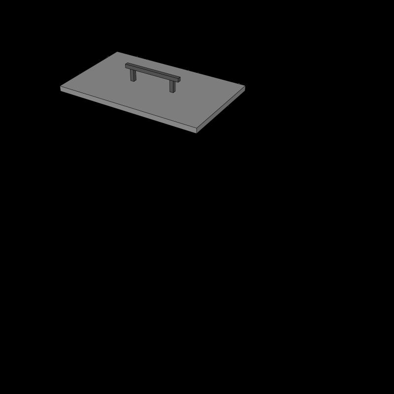 Крышка P550 (мангал M550; ML550)