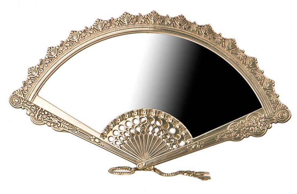 """Зеркало """"Веер"""" 22*39 см.-333-037 12157"""