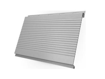 САЙДИНГ Стандарт полиэстер одностороннее покрытия по каталогу RAL (рифленая) 12173