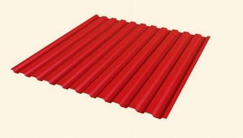 Профнастил НС - 10' стандарт полиэстер двухстороннее 0,45 мм цвет по каталогу RAL 1015, 3005, 5002, 6005, 7024, 8017, 903. 12213