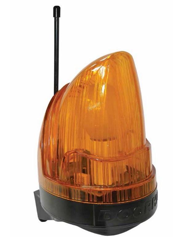Лампа сигнальная LAMP с антенной 220В (DOORHAN) 00141