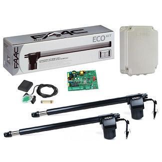 Комплект привода для распашных ворот FAAC 412 00191